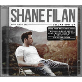 Cd Duplo Shane Filan   You And Me Deluxe Edition [westlife]